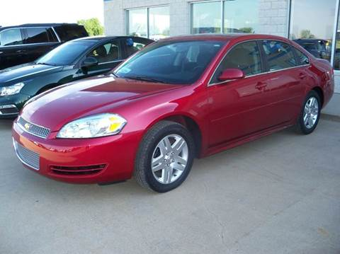 2015 Chevrolet Impala Limited for sale in Tyndall, SD