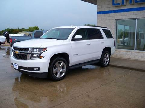2016 Chevrolet Tahoe for sale in Tyndall, SD