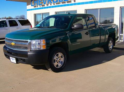2012 Chevrolet Silverado 1500 for sale in Tyndall, SD