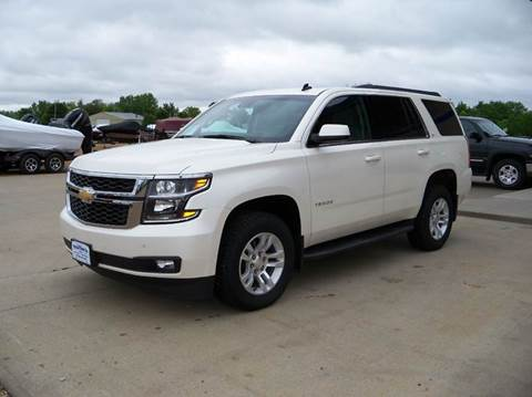 2015 Chevrolet Tahoe for sale in Tyndall, SD