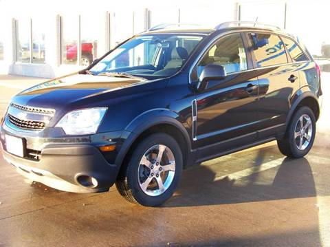 2012 Chevrolet Captiva Sport for sale in Tyndall, SD