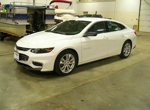 2016 Chevrolet Malibu for sale in Tyndall, SD