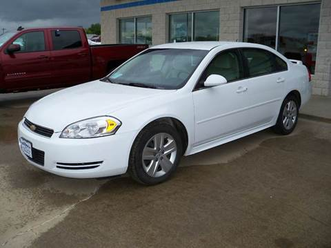 2011 Chevrolet Impala for sale in Tyndall, SD