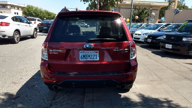2010 Subaru Forester 2.5XT Limited AWD 4dr Wagon 4A - Redwood City CA