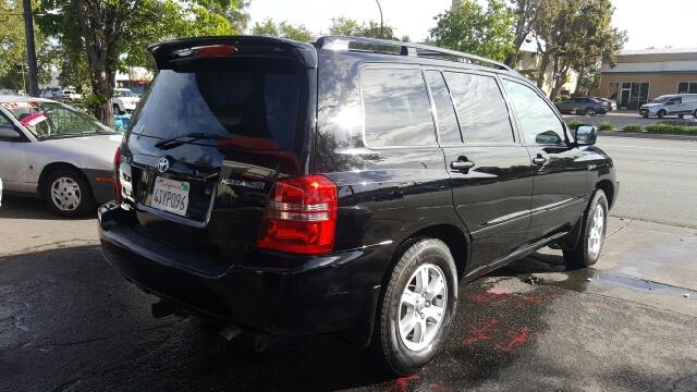 2001 Toyota Highlander Limited  V6 2WD 4dr SUV - Redwood City CA