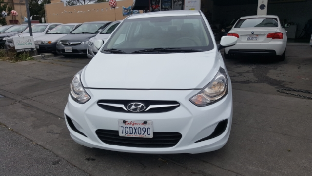 2014 Hyundai Accent GLS 4dr Sedan - Redwood City CA