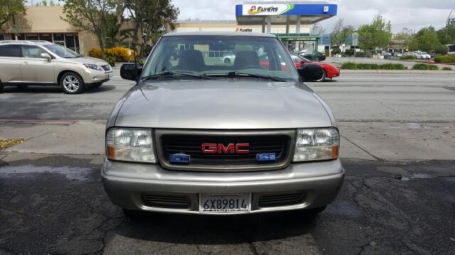 2002 GMC Sonoma SL 2dr Standard Cab 2WD LB - Redwood City CA