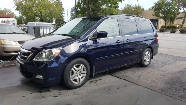 2005 Honda Odyssey EX-L w/DVD w/Navi Mini Van 4dr and Navi - Redwood City CA