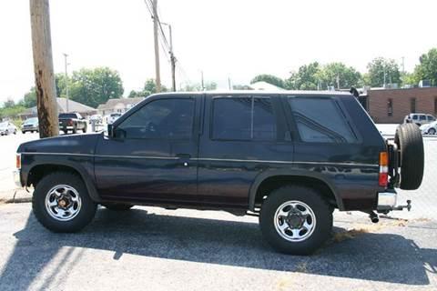 1993 Nissan Pathfinder For Sale West Palm Beach Fl