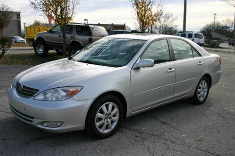 2004 Toyota Camry for sale in Mc Minnville, TN