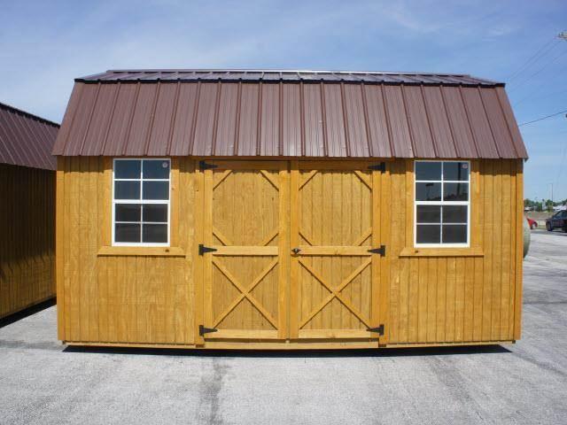 2013 Not Specified Side Lofted Barn