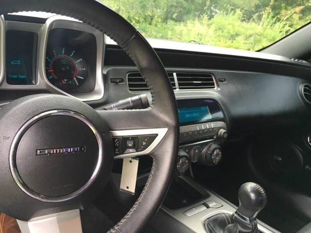 2010 Chevrolet Camaro LT 2dr Coupe w/1LT - Republic MO