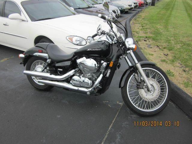 2012 Honda Shadow