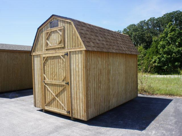 2013 Not Specified Lofted Barn