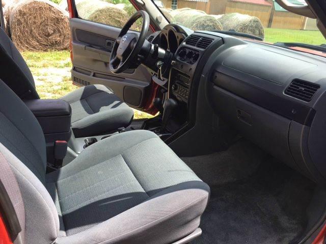 2004 Nissan Frontier 4dr Crew Cab XE-V6 4WD SB - Republic MO