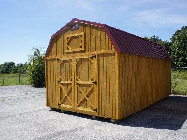 2013 Not Specified Lofted Barn