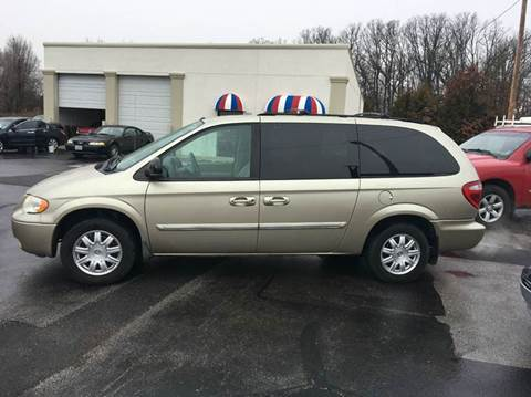 2007 Chrysler Town and Country for sale in Republic, MO