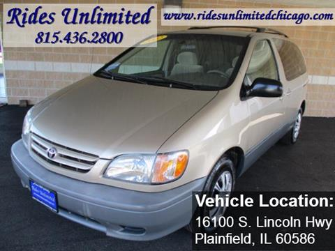 2002 Toyota Sienna for sale in Crest Hill, IL