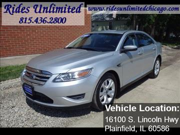 2010 Ford Taurus for sale in Crest Hill, IL