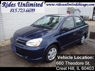 2003 Toyota ECHO for sale in Crest Hill, IL