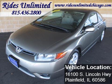 2006 Honda Civic for sale in Crest Hill, IL