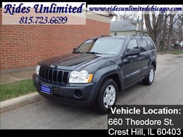 2006 Jeep Grand Cherokee for sale in Crest Hill, IL