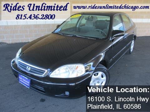 2000 Honda Civic For Sale In Crest Hill, IL