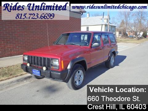 1992 Jeep Cherokee for sale in Crest Hill, IL