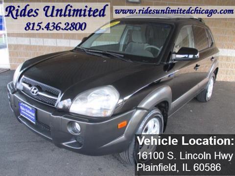 2006 Hyundai Tucson for sale in Crest Hill, IL