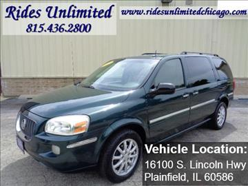 2005 Buick Terraza for sale in Crest Hill, IL