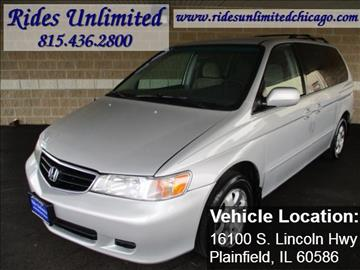 2002 Honda Odyssey for sale in Crest Hill, IL