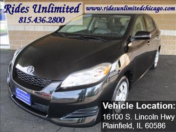 2009 Toyota Matrix for sale in Crest Hill, IL