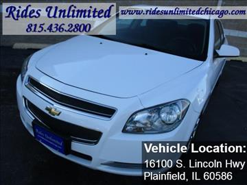 2009 Chevrolet Malibu for sale in Crest Hill, IL