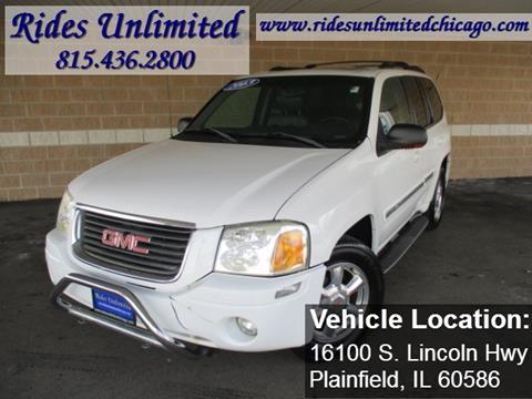 2003 GMC Envoy for sale in Crest Hill, IL