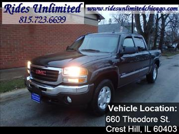 2005 GMC Sierra 1500 for sale in Crest Hill, IL