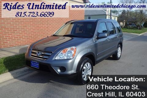 2005 Honda CR-V for sale in Crest Hill, IL