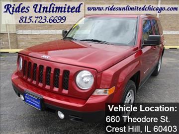 2011 Jeep Patriot for sale in Crest Hill, IL