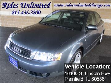 2004 Audi A4 for sale in Crest Hill, IL