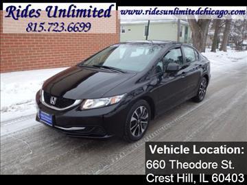 2013 Honda Civic for sale in Crest Hill, IL