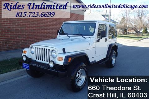 1997 Jeep Wrangler for sale in Crest Hill, IL
