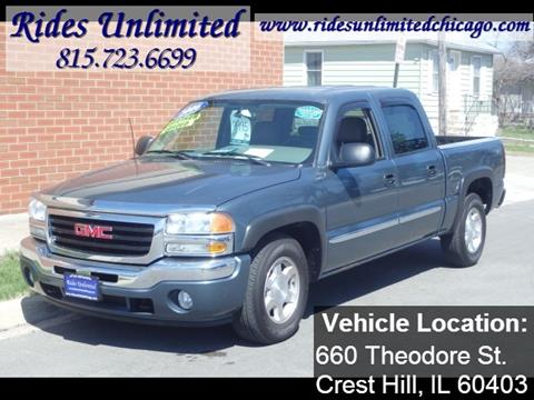 2006 GMC Sierra 1500 for sale in Crest Hill, IL