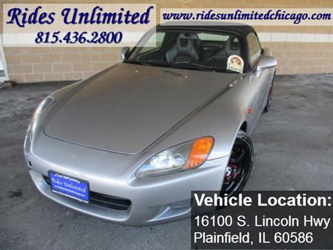 2000 Honda S2000 for sale in Crest Hill, IL