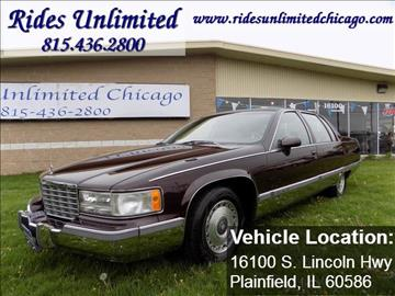 1993 Cadillac Fleetwood for sale in Crest Hill, IL