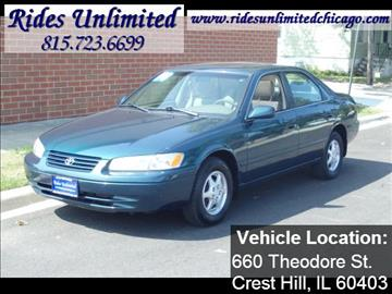 1998 Toyota Camry for sale in Crest Hill, IL