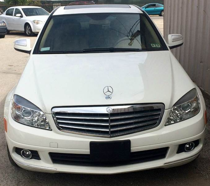 2008 mercedes benz c class c300 luxury 4dr sedan in dallas for Mercedes benz service dallas tx