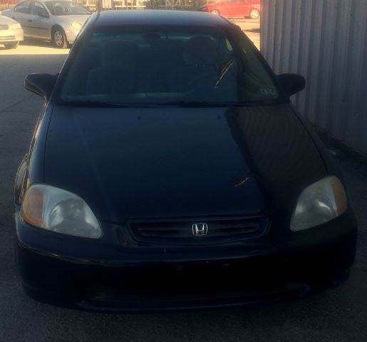1998 Honda Civic HX 2dr Coupe   Dallas TX