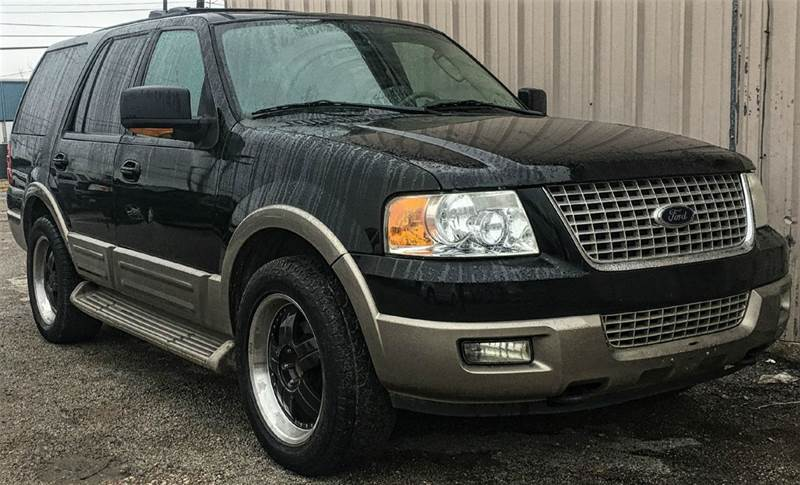2003 ford expedition eddie bauer 4wd 4dr suv in dallas tx. Black Bedroom Furniture Sets. Home Design Ideas
