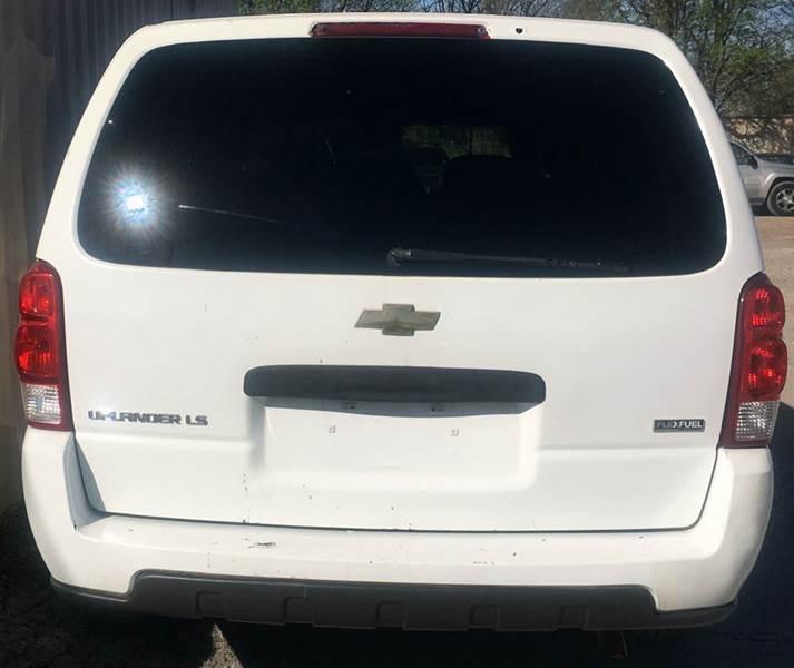 2008 Chevrolet Uplander LS 4dr Extended Mini-Van In DALLAS TX - CAR