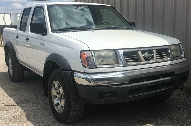 2000 Nissan Frontier XE 4dr Crew Cab SB   Dallas TX