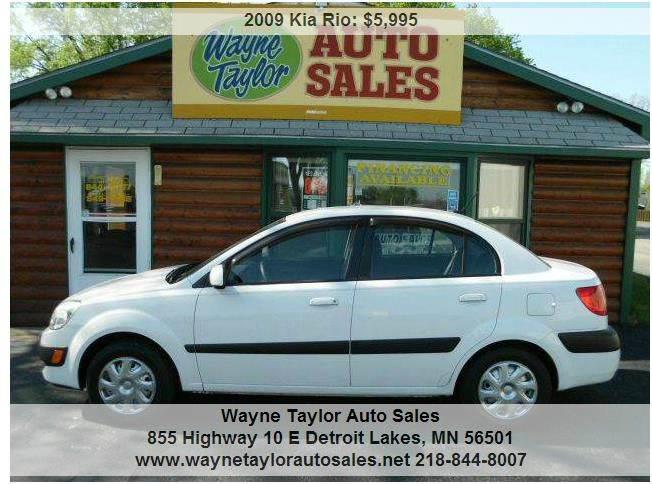 Detroit Lakes Used Car Dealerships